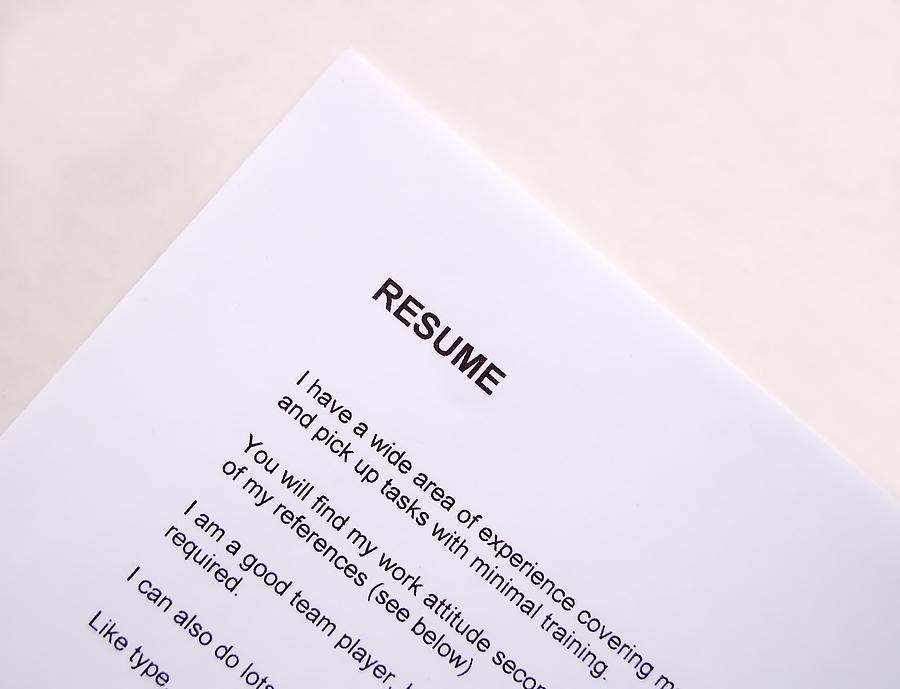 Wyotech Resume Website