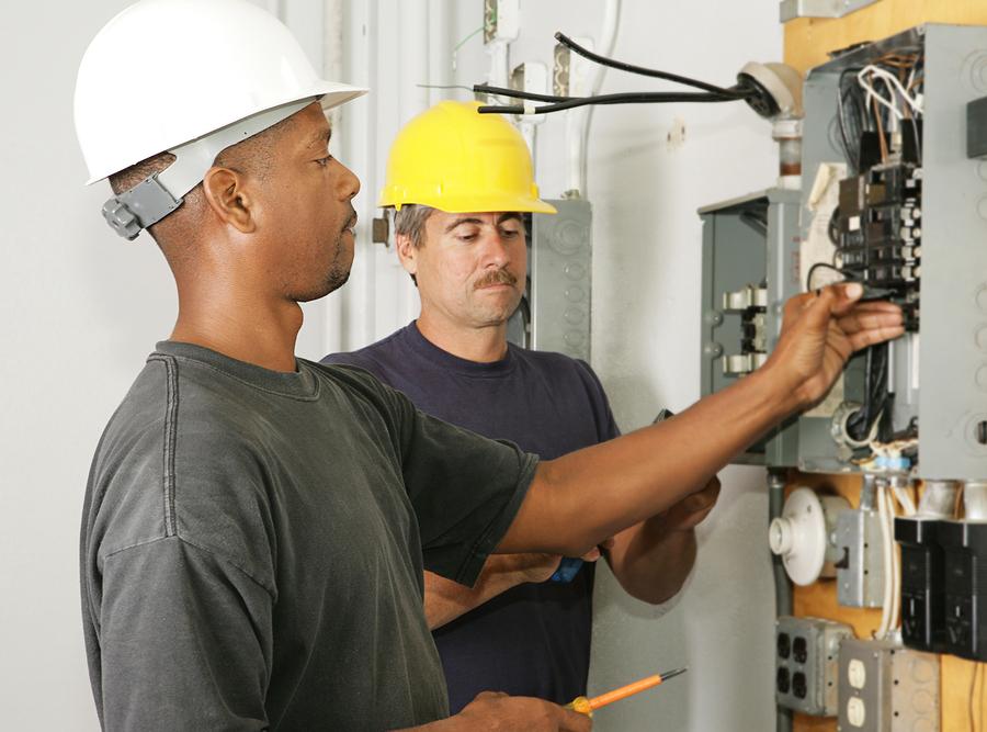 Electrician career major list
